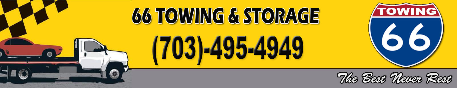 66 Towing Recovery Storage Arlington 22213